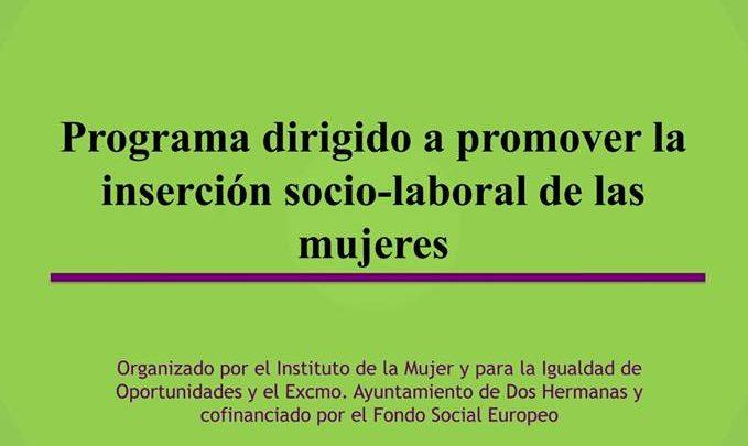 """Photo of Proyecto """"Empléate desde la igualdad"""" para mejorar la empleabilidad de las mujeres"""