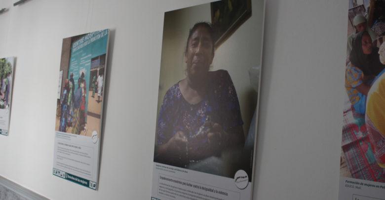 """Photo of Exposición fotográfica """"En clave de derechos"""" en la Biblioteca de Montequinto"""