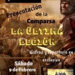 La Última Legión en Sala El Candil