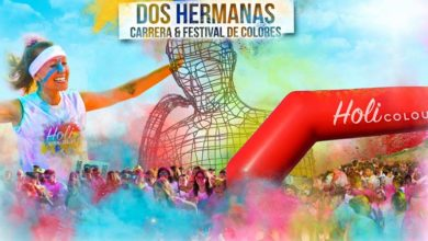 Festival Holi Colours Dos Hermanas 2019