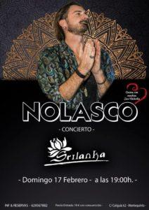 Nolasco en Srilanka en Montequinto
