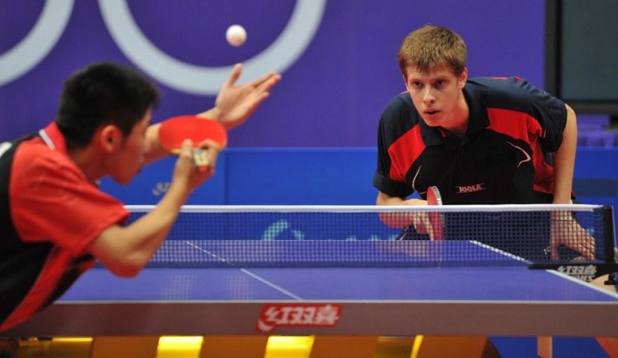 Ping Pong Portada