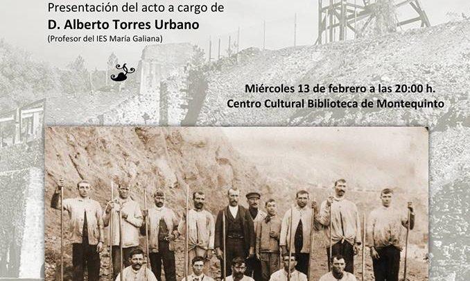 """Photo of Presentación del libro """"El pozo de Ríotinto"""" en la Biblioteca de Montequinto"""
