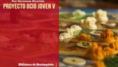 """Photo of Proyecto Ocio Joven V: """"Queremos Jugar"""" en la Biblioteca de Montequinto"""