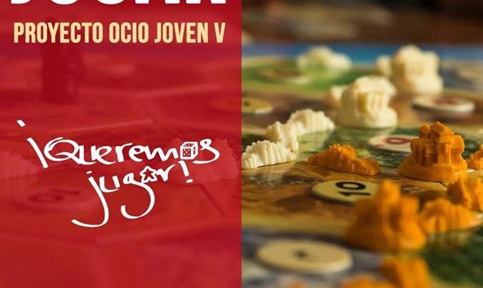 """Photo of Proyecto Ocio Joven V: """"Queremos Jugar"""" en el Centro Cultural La Almona"""