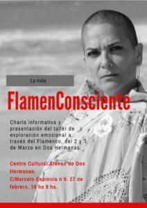 Reunión Flamenconsciente en el Centro Cultural Ateneo Andaluz