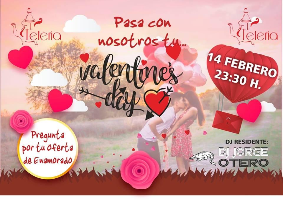 San Valentín en La Tetería de La Motilla