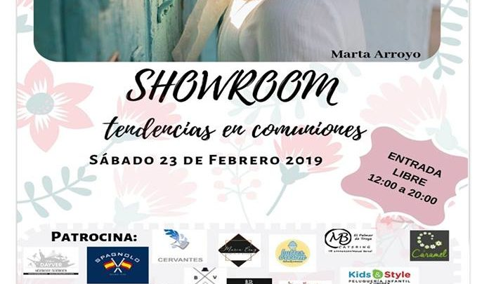 Photo of Showroom Mi Primera Comunión 2019 en el Club de Campo La Motilla