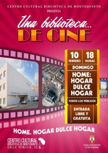 Una Biblioteca de Cine presenta Home: Hogar dulce hogar