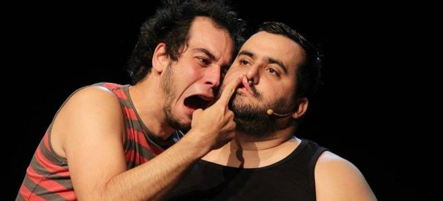 Photo of Actuación de Aarón Gómez y Kike Pérez en la Ciudad del Conocimiento