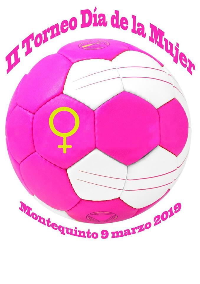 II Torneo Día de la Mujer organizado por Balonmano Montequinto