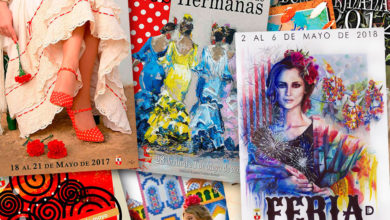 Cartesles de Feria de Dos Hermanas