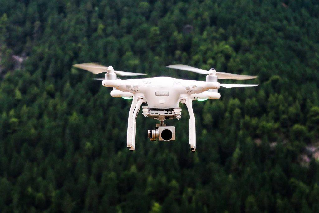 Dron portada