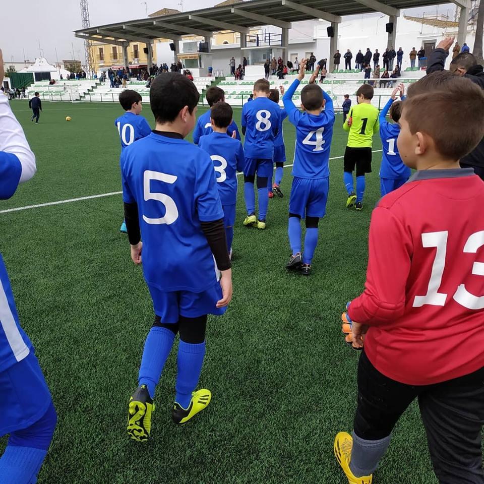 Fútbol en el CSD Vistazul
