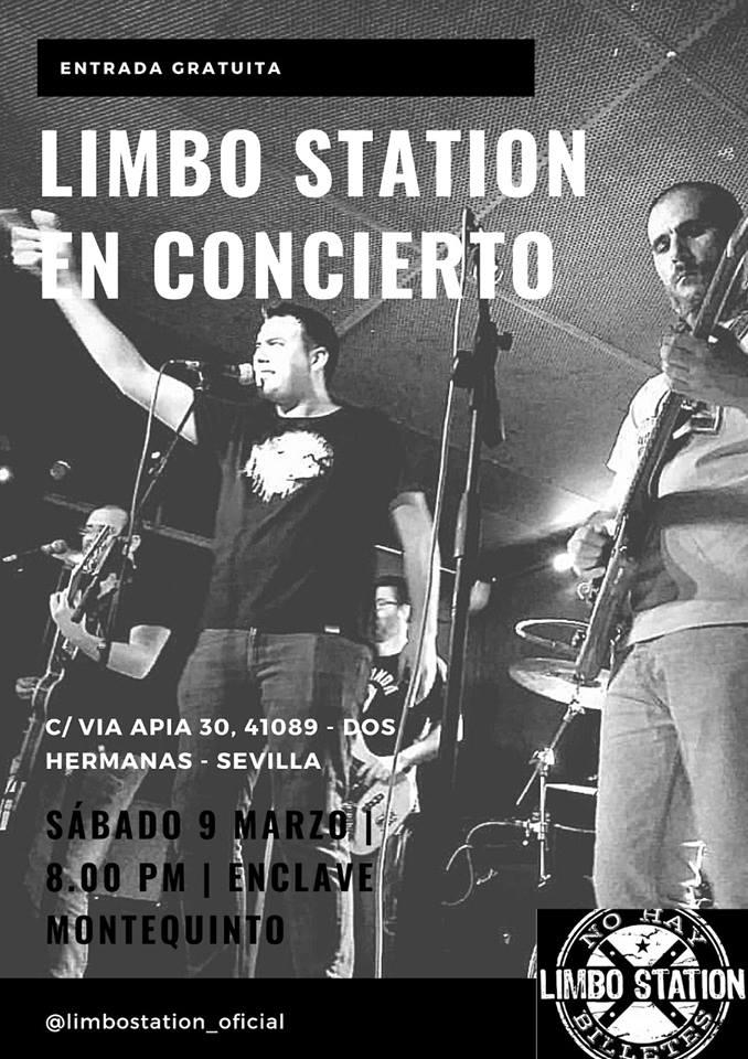 Limbo Station en Sala Enclave