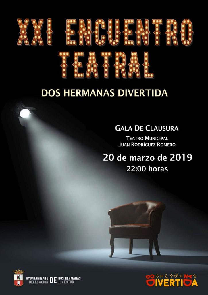 XXI Encuentro Teatral Dos Hermanas Divertida