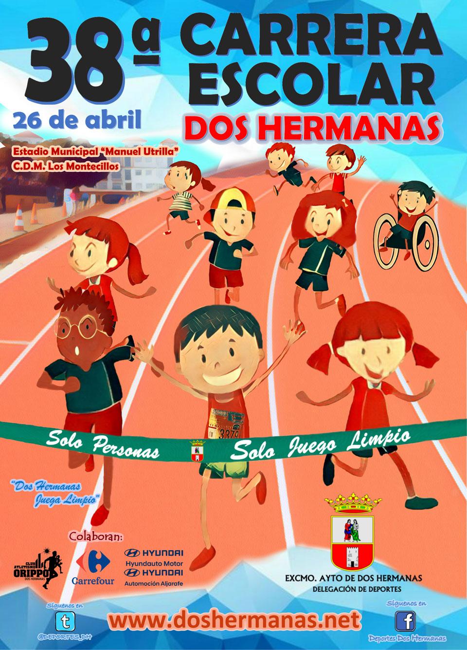 38ª Carrera Escolar 2019