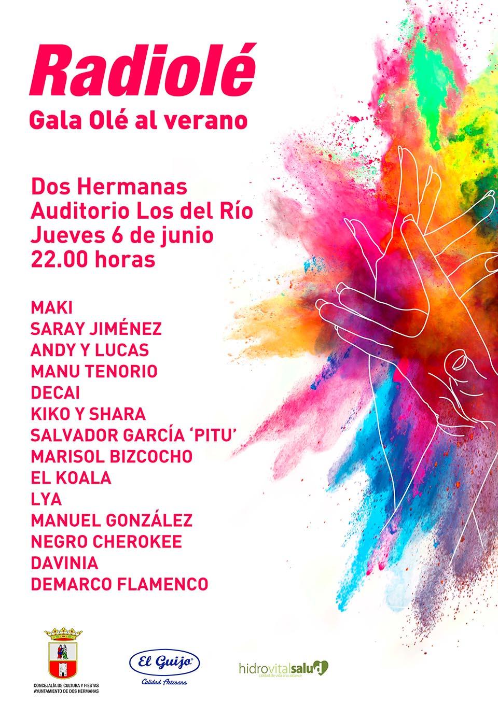 Radiolé presenta la gala Olé al Verano 2019