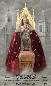 150 Aniversario de la venida definitiva de la Virgen